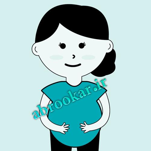 هاشور ابرو در بارداری